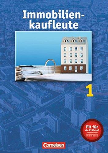 Spezielle Betriebswirtschaft 1. Kaufleute in der Grundstücks- und Wohnungswirtschaft. Schülerbuch.
