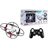 Ninco Drone radiocontrol con cámara modelo Quadrone Nano 2. Control inteligente de orientacion y retorno automatico a la posición del piloto.