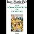 Les Langages secrets de la nature : La communication chez les animaux et les plantes (Hors Collection)