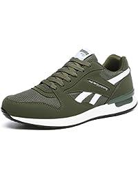 IIIIS-F Zapatillas de Deporte Respirable para Correr Deportes Zapatos Running Hombre Zapatillas para Correr