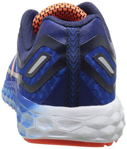 New Balance M980 D V2 Herren Laufschuhe Blau (BO2 BLUE/ORANGE)