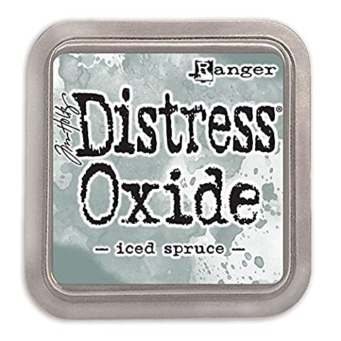 Ranger Iced Spruce Distress Oxide Ink Pad,