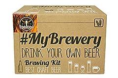 Idea Regalo - #Cervezanía Kit fermentazione Birra. Malto Weissbier. Istruzioni multilingua (IT, EN, FR, DE)