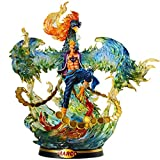 Siyushop One Piece Portrait of Pirates: Marco The Phoenix Figure Figure De Collection De Figurines DŽAction Cadeau for Enfants, Adultes Et Fans De Dessins Animés - Haute De 15,7 Pouces
