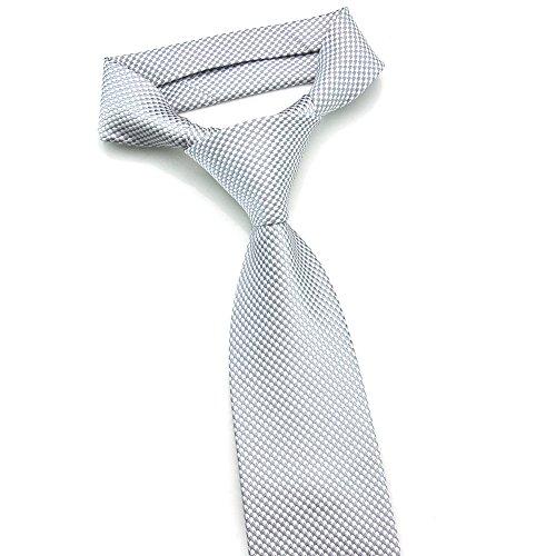 PenSee - Cravate - Homme Gris
