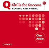 Q: Skills for Success 5 Reading & Writing Class Audio