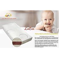 Comparador de precios Matelas bébé Coco + Latex, Junio Matelas Bébé 70x 130x 12 - precios baratos