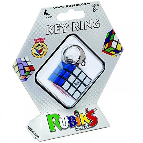 TOYLAND Mac Due 51939Rubik Llavero, 3x 3cm