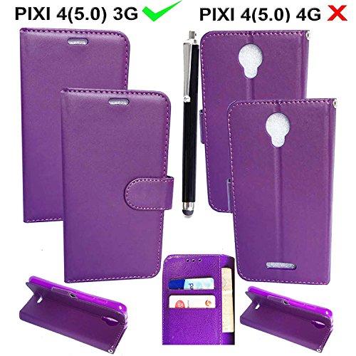 alcatel-pixi-4-50-ot5010d-3g-case-pu-leather-flip-protective-magnetic-wallet-cover-case-for-alcatel-