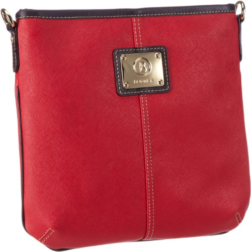 Bogner Leather Borsa Messenger Crossing Sara Rot (red 239)