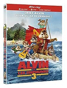 Alvin et les Chipmunks 3 [Blu-ray]