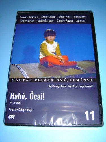Hahó, Öcsi! - Hi, Junior! / Magyar Filmek Gyűjteménye 11.