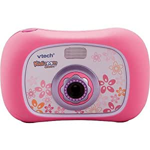 vtech kidizoom digitalkamera kinder kamera fotoapparat rosa aus usa spielzeug. Black Bedroom Furniture Sets. Home Design Ideas