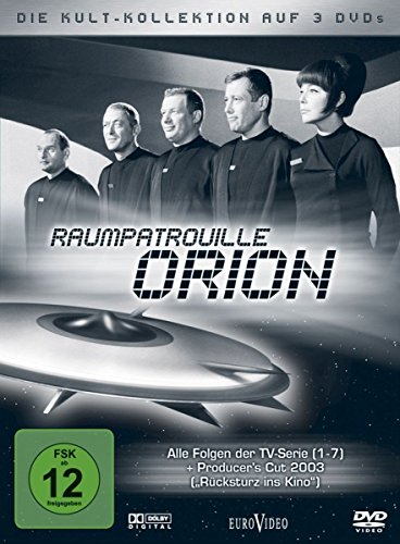 Orion Kult-Kollektion (3 DVDs)