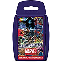 Winning Moves 62264 - Top Trumps: Marvel Universe