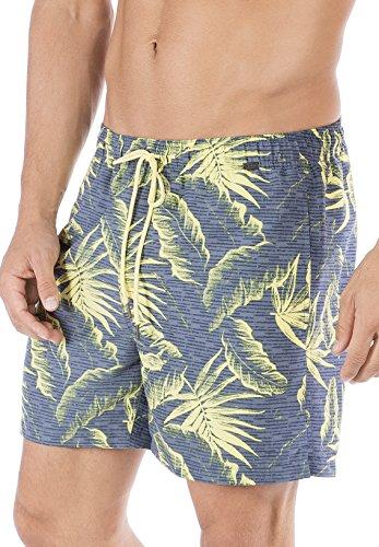 Skiny Herren Badeshorts St Tropez Shorts blue tropic