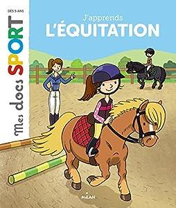 """Afficher """"J'apprends l'équitation"""""""