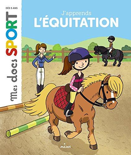 J'apprends l'équitation par Emmanuelle Ousset