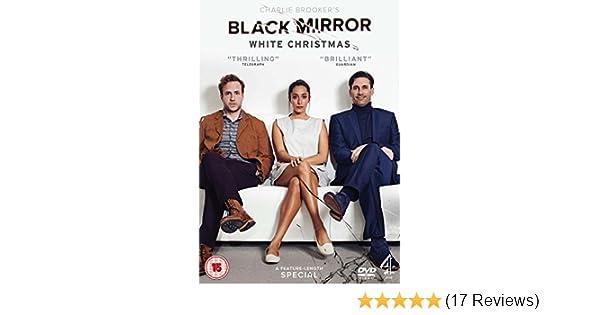 White Christmas Cast Black Mirror.Black Mirror White Christmas Dvd Amazon Co Uk Jon Hamm