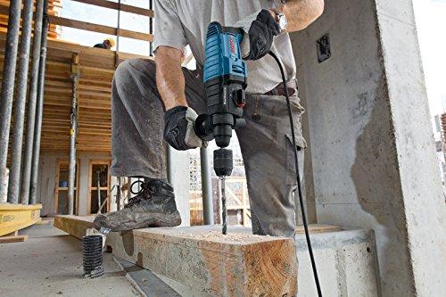 Bosch Professional Bohrhammer im Test: Leistungen und Besonderheiten - 3