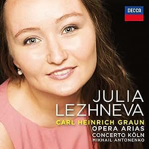 Julia Lezhneva - Graun Arias