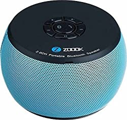 Zoook Bluetooth Speaker ZB-BS100 Black