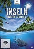 DVD Cover 'Inseln wie im Paradies