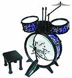 Speelgoed S0192/68028B - Schlagzeug mit Hocker