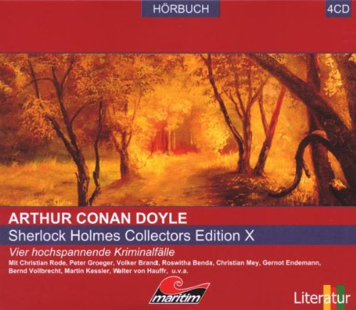 Preisvergleich Produktbild Sherlock Holmes Collectors Edition X