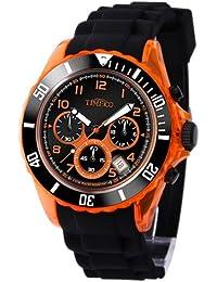 Time100 Montre quartz mode colorée multifonctionnelle dateur et chronomètre sport bracelet en silicone #W70045G.04A