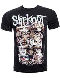 Official T Shirt SLIPKNOT Corey CREATURES Masks L
