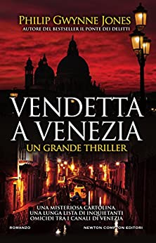 Vendetta a Venezia di [Jones, Philip Gwynne]