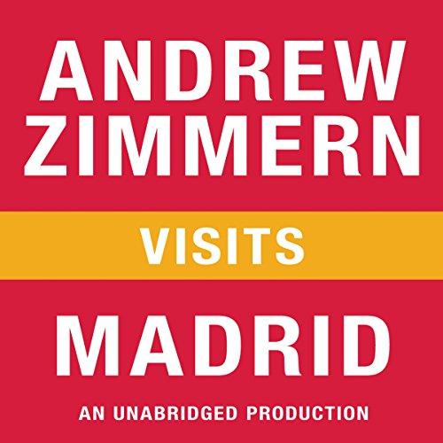 Andrew Zimmern Visits Madrid  Audiolibri