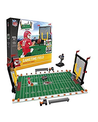 Kansas City Chiefs NFL OYO Figure and Field Team Game Time Set