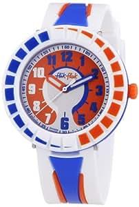 Flik Flak Watches - FCSP009 - Montre Mixte - Quartz Analogique - Bracelet Plastique Multicolore