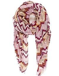 Melifluos Pañuelos Fular Foulard Mujer Bufandas Estampado Diseño Español 100% Viscosa