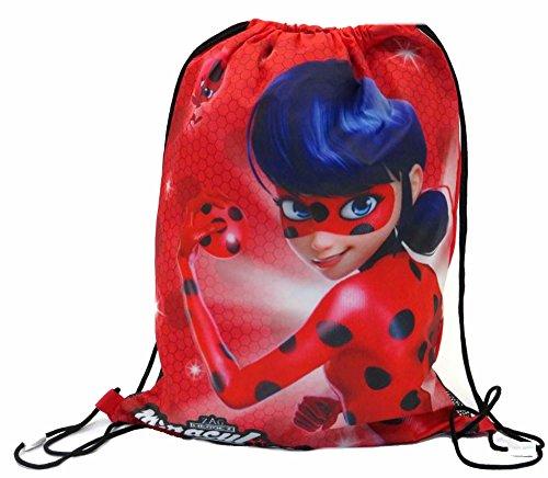 Character Clothing - Bolsa escolar  multicolor Ladybug - Red