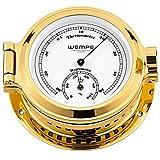 Wempe Chronometerwerke Nautik Bullaugen-Thermo-/Hygrometer CW100005