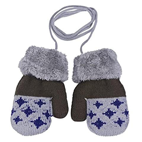 Fami Winter Lovely Baby Boy & Girl garder au chaud