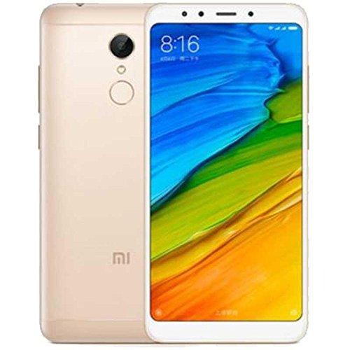 """Xiaomi Redmi 5 SIM doble 4G 32GB Oro - Smartphone (14,5 cm (5.7""""), 1440 x 720 Pixeles, 32 GB, 12 MP, Android, Oro)"""