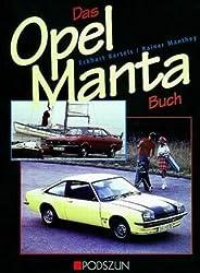 Das Opel Manta-Buch