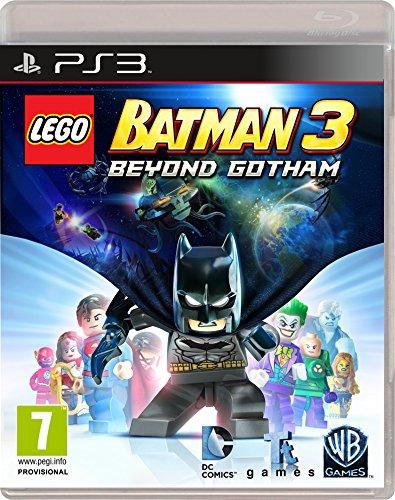 LEGO Batman 3: Beyond Gotham (Sony PS3) [Import UK] (Lego Batman Ps3)