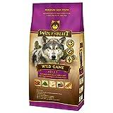 Wolfsblut Wild Game Adult Trockenfutter für Hunde mit Rebhuhn, Wildtaube und Süßkartoffel Game Adult 500g
