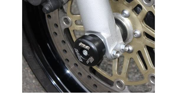 Gsg Moto Sturzpads Front Wheel Set For Honda Cbr 600 F Pc31 91 98