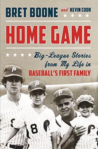 Home Game: Big-League Stories from My Life in Baseball's First Family -