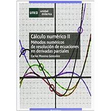 Cálculo numérico II : métodos numéricos de resolución de ecuaciónes en derivadas parciales (UNIDAD DIDÁCTICA)