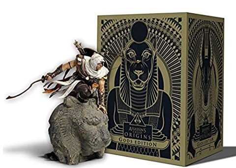 Assassin's Creed Origins - Gods Collector' s Edition - [PlayStation 4] (Ps4 Edition)
