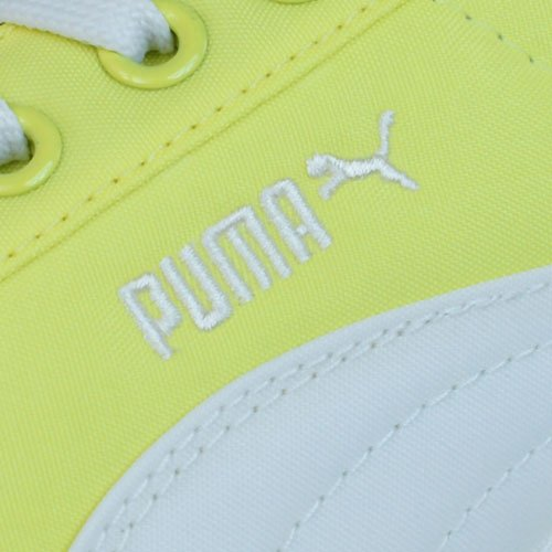 Puma Archive Lite Low Nylon RT, Low-top mixte adulte gelb / weiß