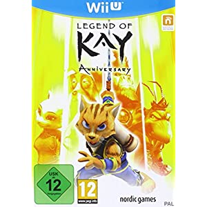Legend of Kay Anniversary Edition - Nintendo Wii U