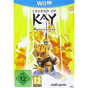 Legend of Kay – [Wii U]